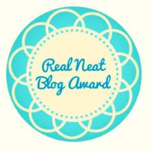 The Real Neat Blog Award