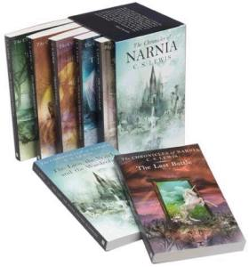 The Chronicles of Narnia by C.S. Lewis