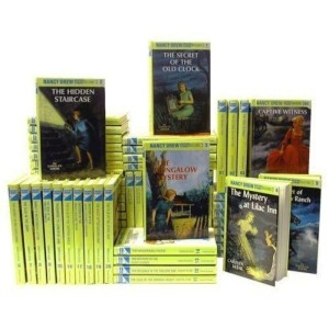 Nancy Drew series by Carolyn Keene