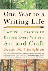 One Year to a Writing Life by Susan M. Tiberghein